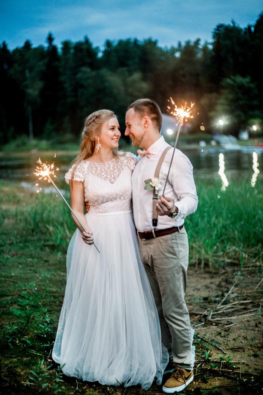 Свадьба в стиле рустик своими руками: опыт невесты