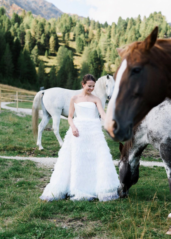 Lago Di Braies Wedding: свадьба в Альпах