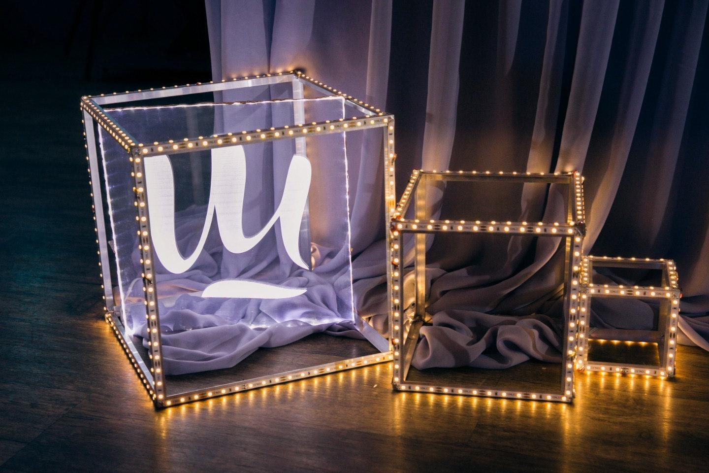 Ш в кубе: урбан свадьба в кафе