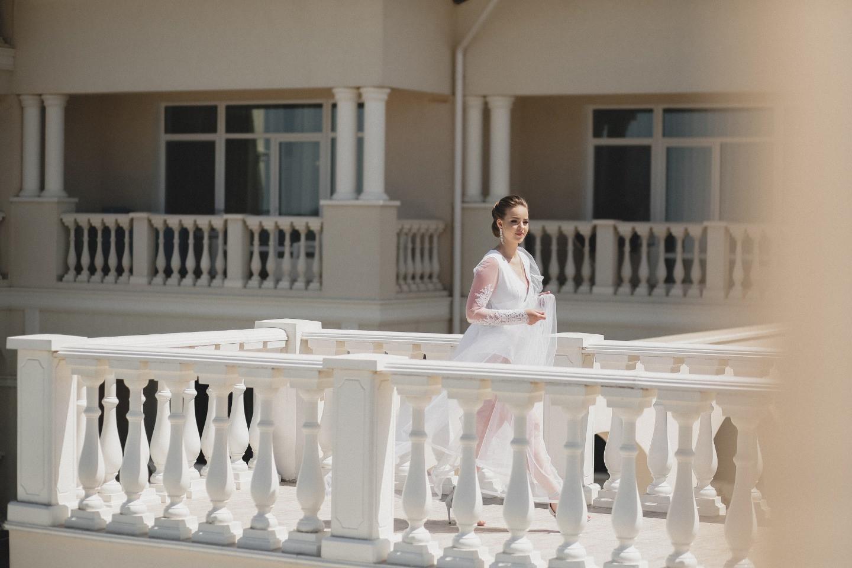 Сияние нашей любви: свадьба у Чёрного моря
