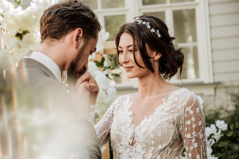 Камерная свадьба на Елагином острове