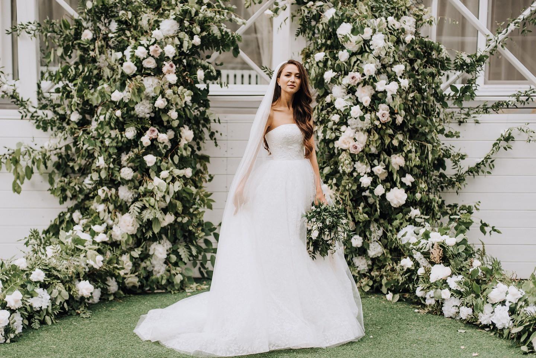 Английский шик: свадьба в классическом стиле