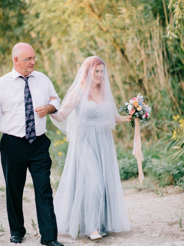 Blossom Wedding: романтичная свадьба в ярких тонах