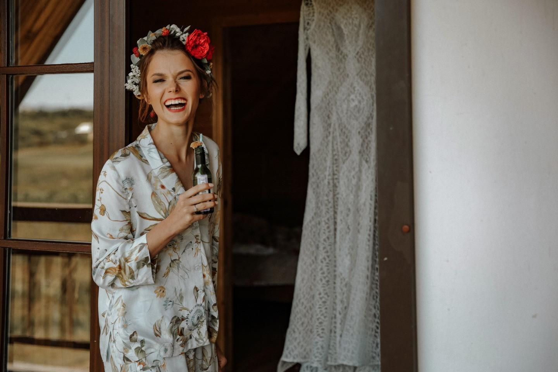 Уютная и молодежная свадьба на природе своими руками
