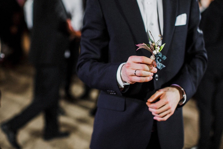 Loft Wedding: осенняя свадьба в старинном особняке