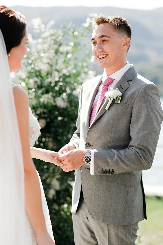 Европейская классика: свадьба на озере Комо