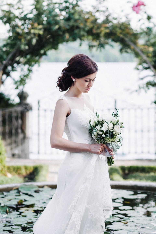 Утро невесты в Италии: стилизованная фотосессия