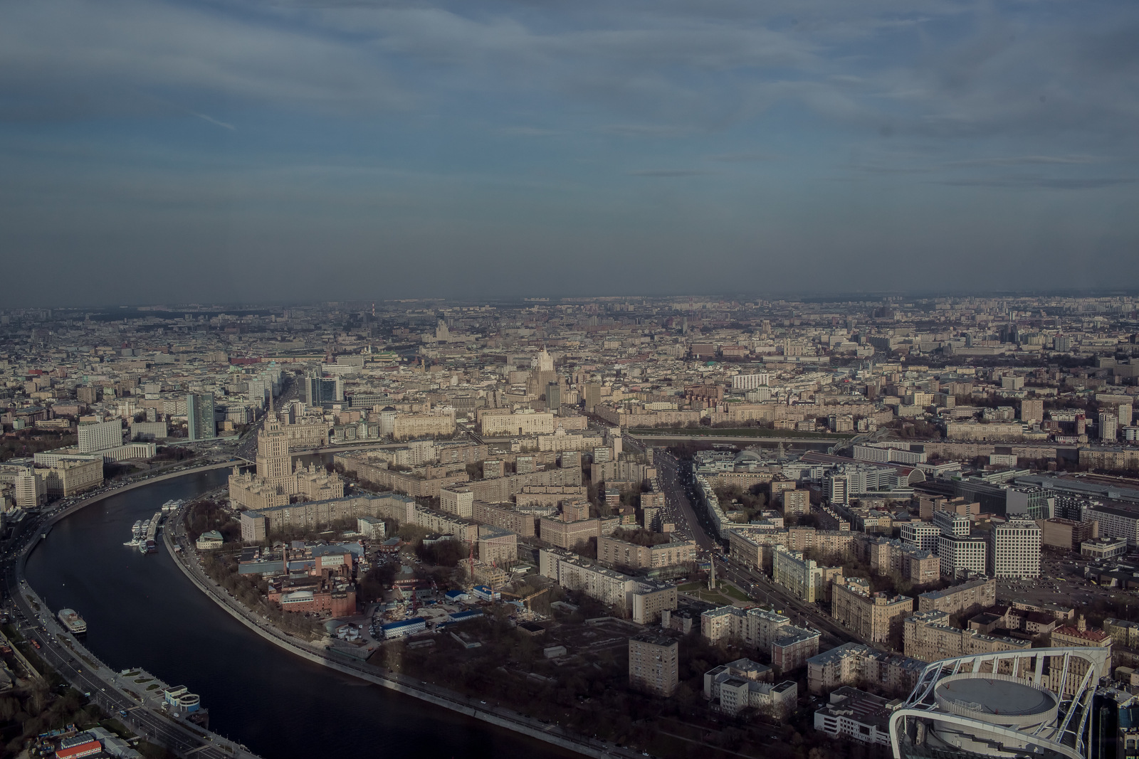 Топ-10 новых мест для церемонии в Москве