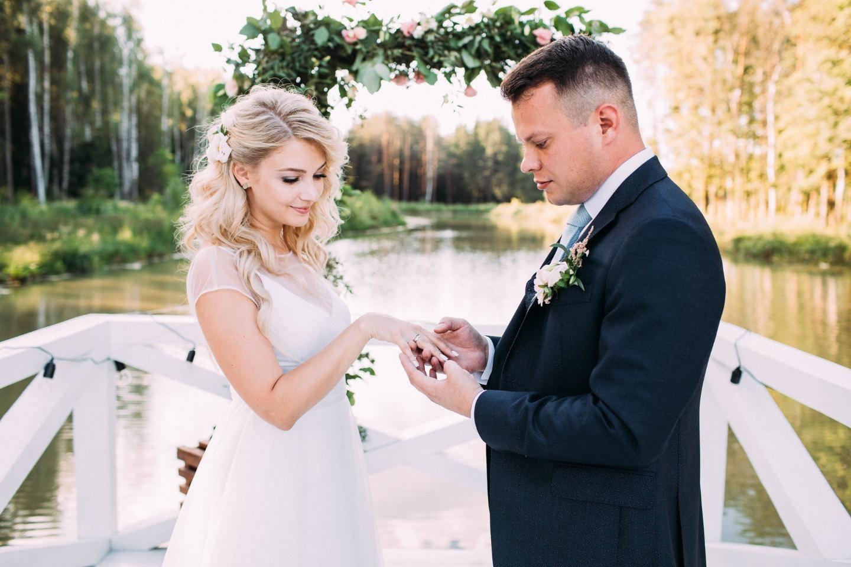 Summer Love: свадьба у озера