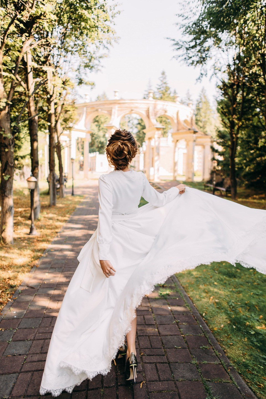 Вне времени и трендов: свадьба в классическом стиле