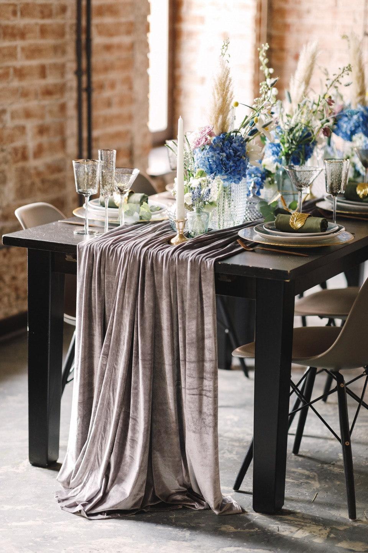 Свадебный ужин в стиле фьюжн