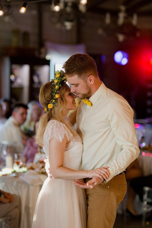 Яркая летняя свадьба с суккулентами