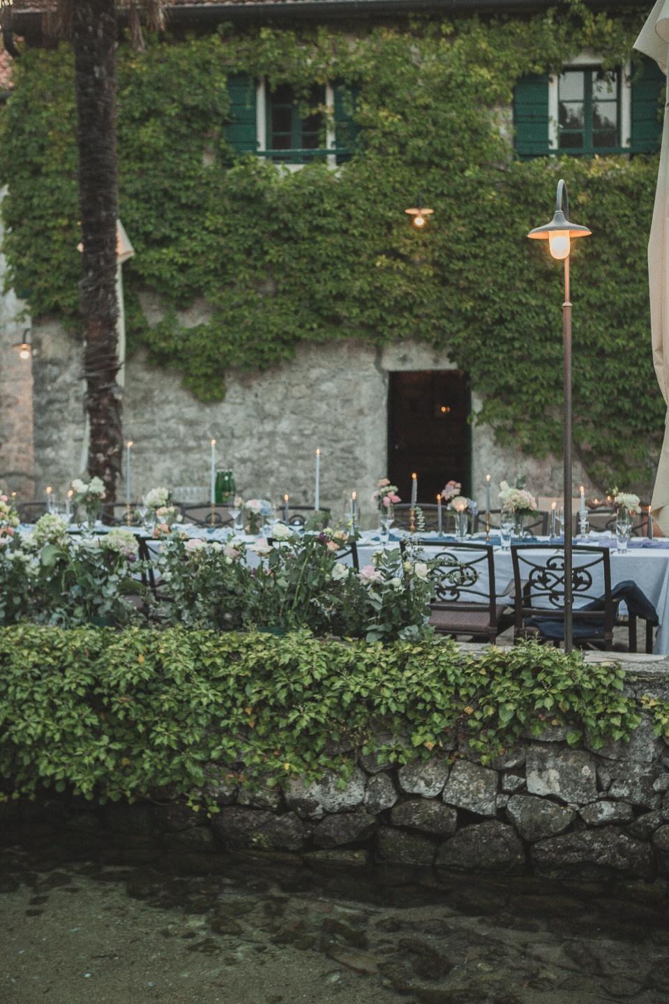 Европейская эстетика: свадьба в Черногории