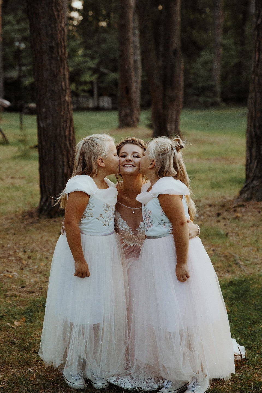 Атмосферная свадьба на природе: опыт невесты