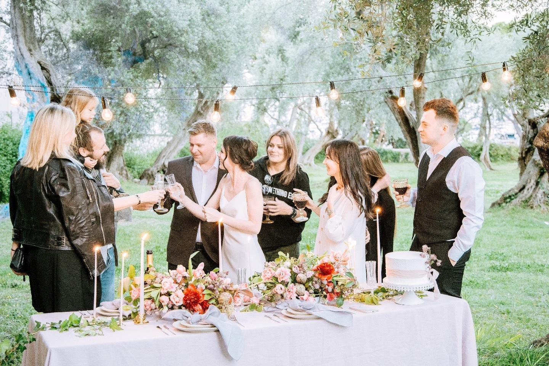 Нежность Лазурного берега: свадьба во Франции