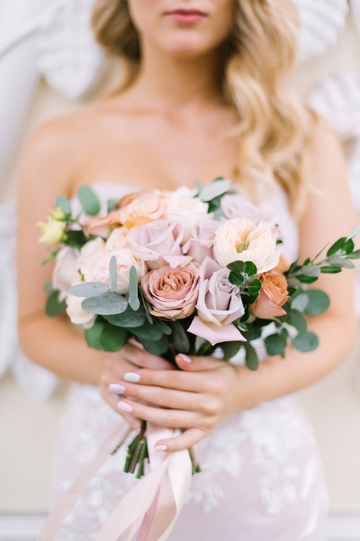 Романтичная свадьба в лофте
