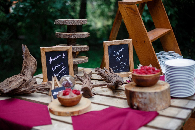 In vino veritas: свадьба в цвете марсала