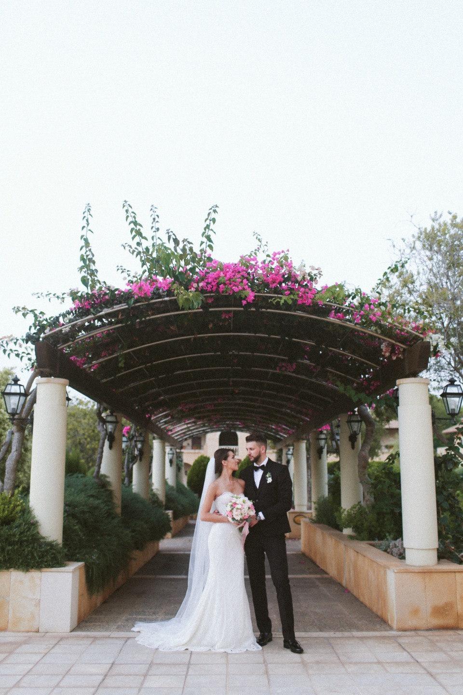 Европейская классика: свадьба на Кипре
