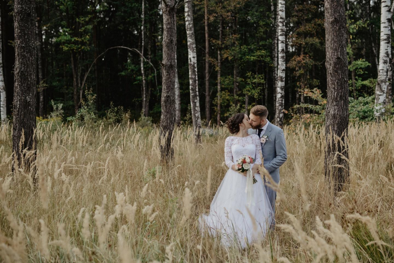 Летняя свадьба за городом своими руками: опыт невесты