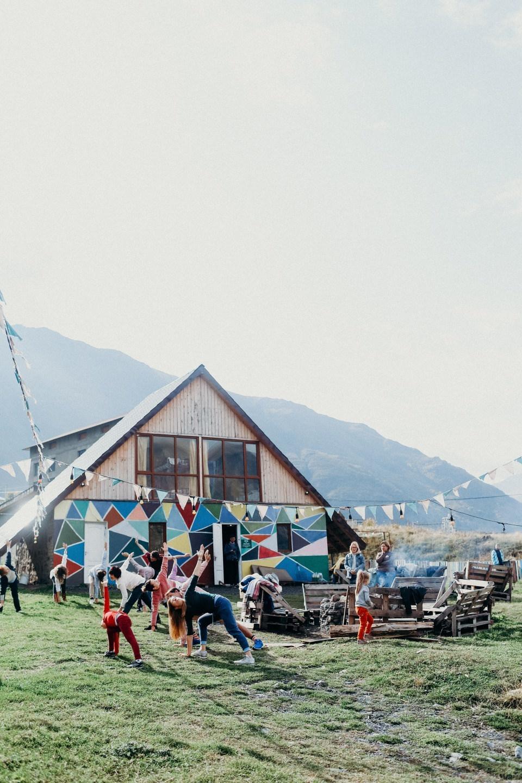 «Утро на закате»: грузинское бохо