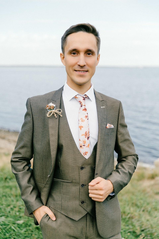 Нежный бохо: романтичная свадьба с яркими деталями