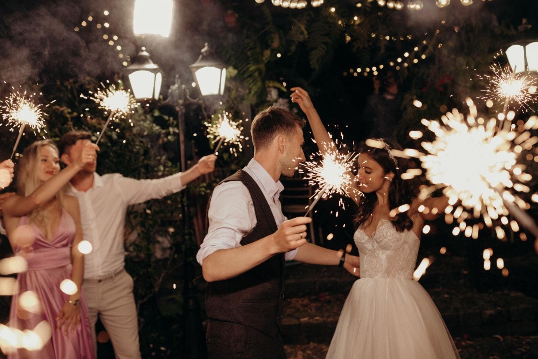 Романтичная свадьба на острове вечной весны и любви