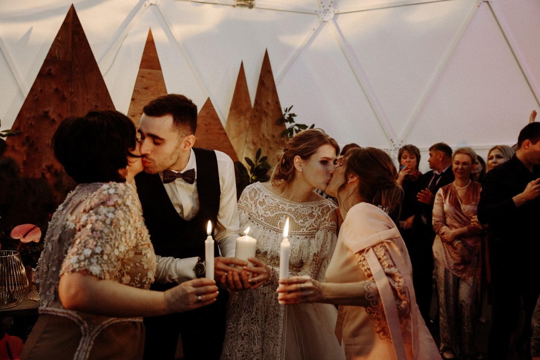 Горы внутри: осенняя свадьба в Сочи