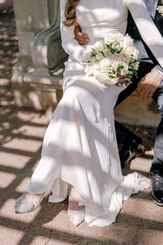 Simple Elegance: свадьба в нежном и лаконичном стиле