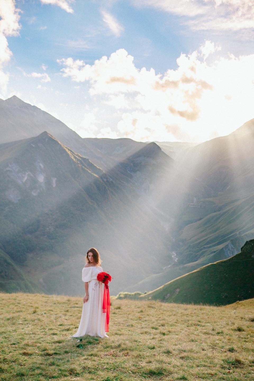Алые паруса в небесах: стилизованная фотосессия