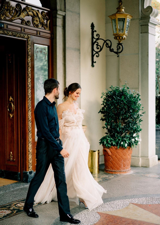 Романтика Италии: love-story в отеле