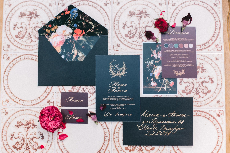 Венецианская роскошь на свадьбе в Минске