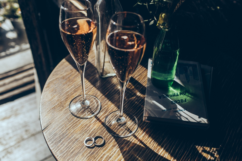 Лето в Петербурге: свадьба в лофте
