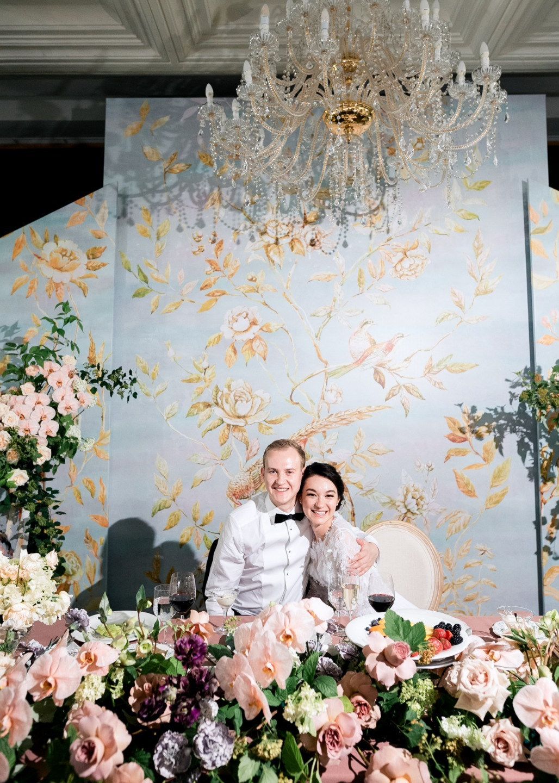 Любовь на все времена: элегантная загородная свадьба