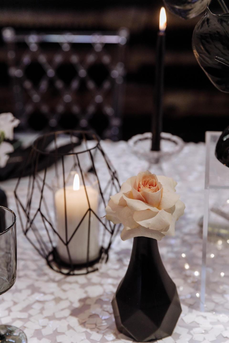 Романтика большого города: свадьба в стиле урбан