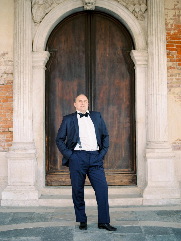 Коралловая свадьба: love-story в Венеции