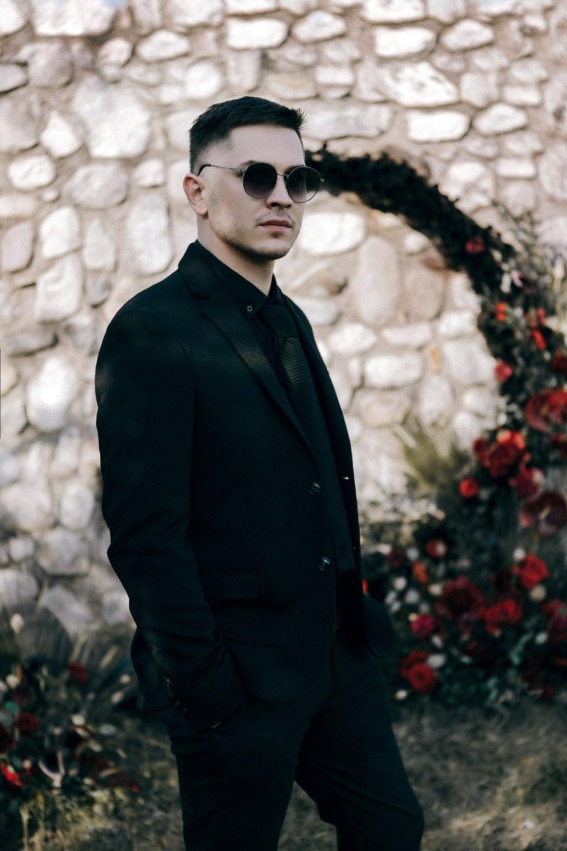 Garda black: стилизованная фотосессия