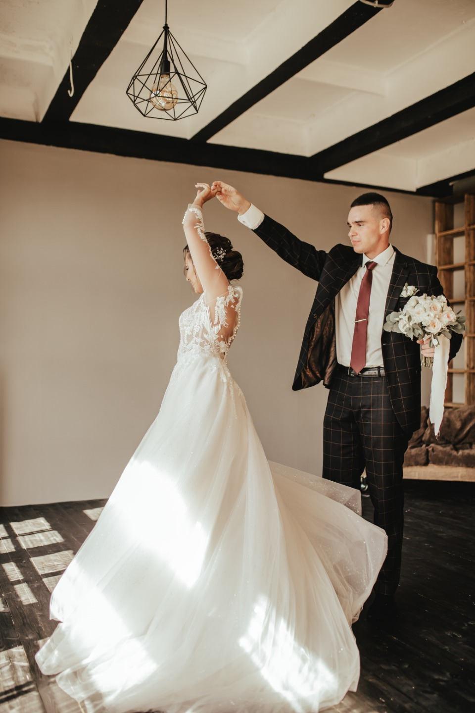 Летняя свадьба в европейском стиле