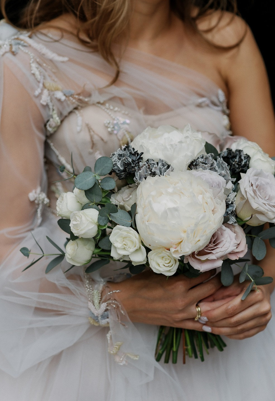 С ветром в волосах: свадьба в ритме города