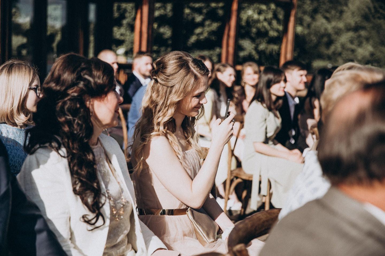 Гармония чувств: свадьба в загородной усадьбе