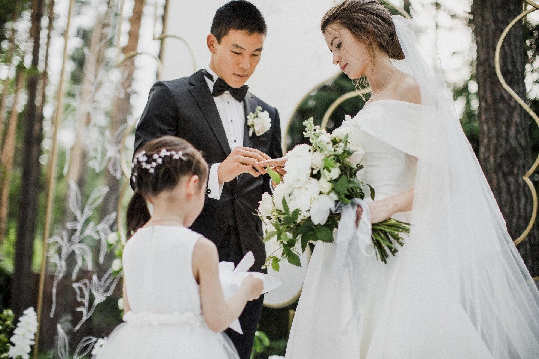 Forest Elegance: свадьба в классическом стиле