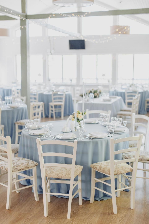 Весенняя легкость: свадьба в светлой палитре