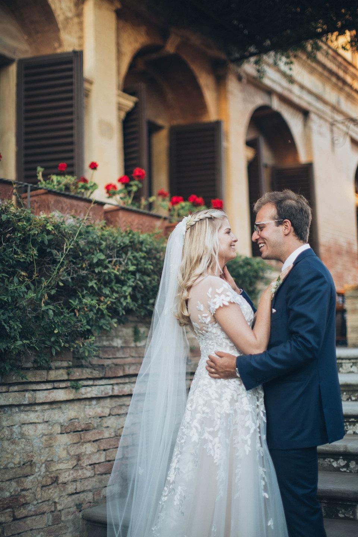 Наша Тосканская свадьба: опыт невесты