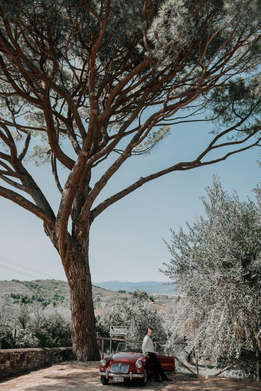 Elopement in Tuscany: романтичная свадьба для двоих