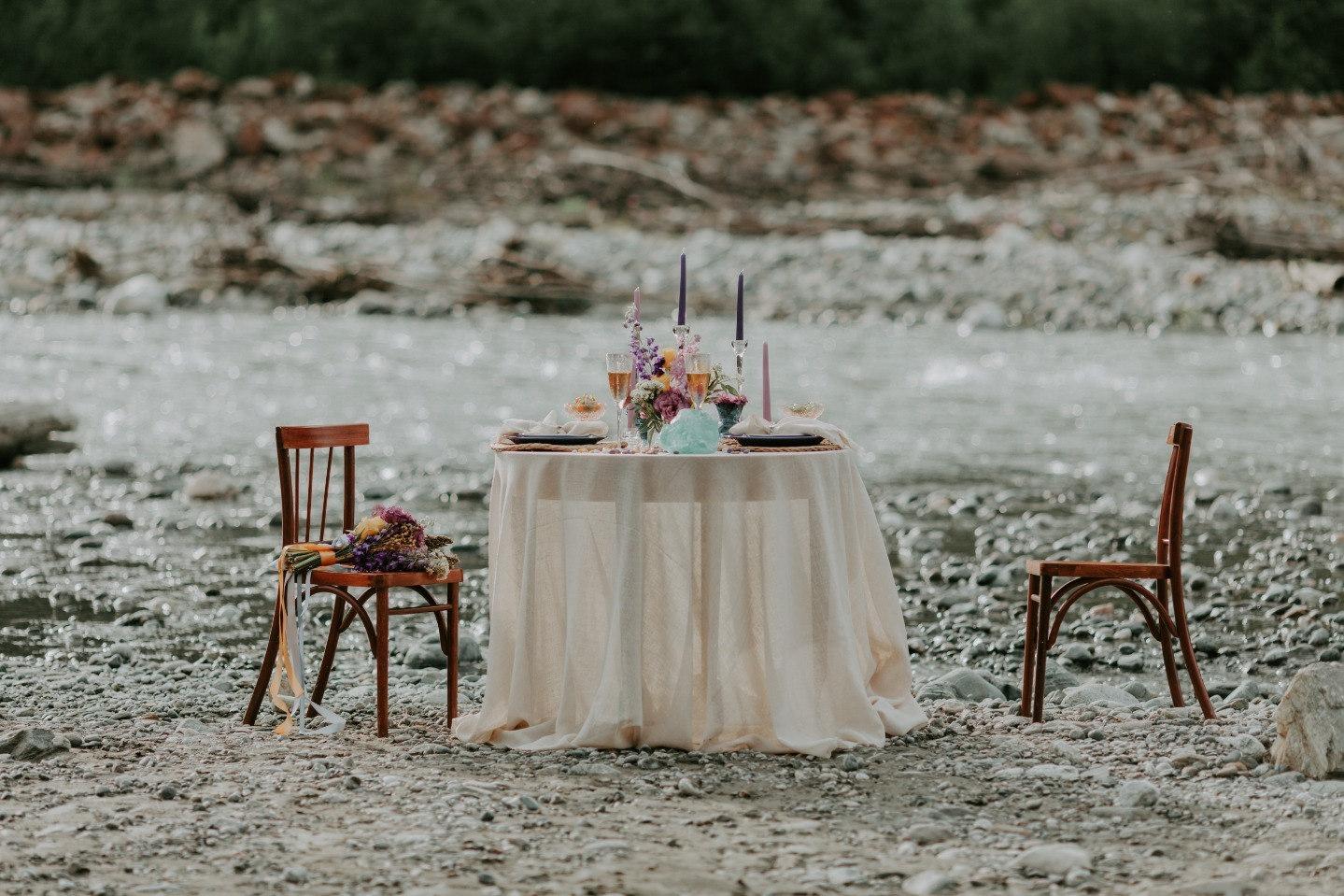 Цвет любви: церемония для двоих