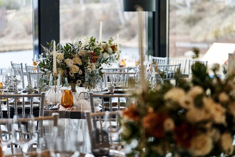 Tender Spring: свадьба в ресторане