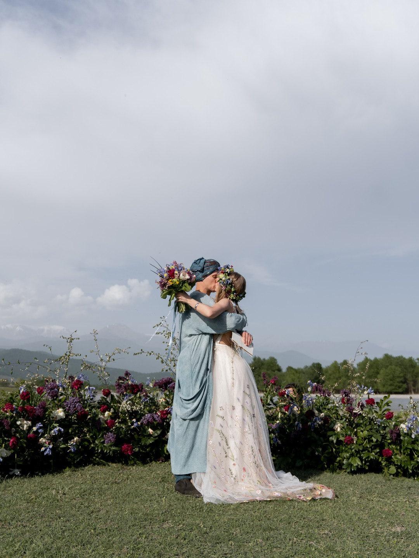 Единение с природой: свадьба в Алазанской долине
