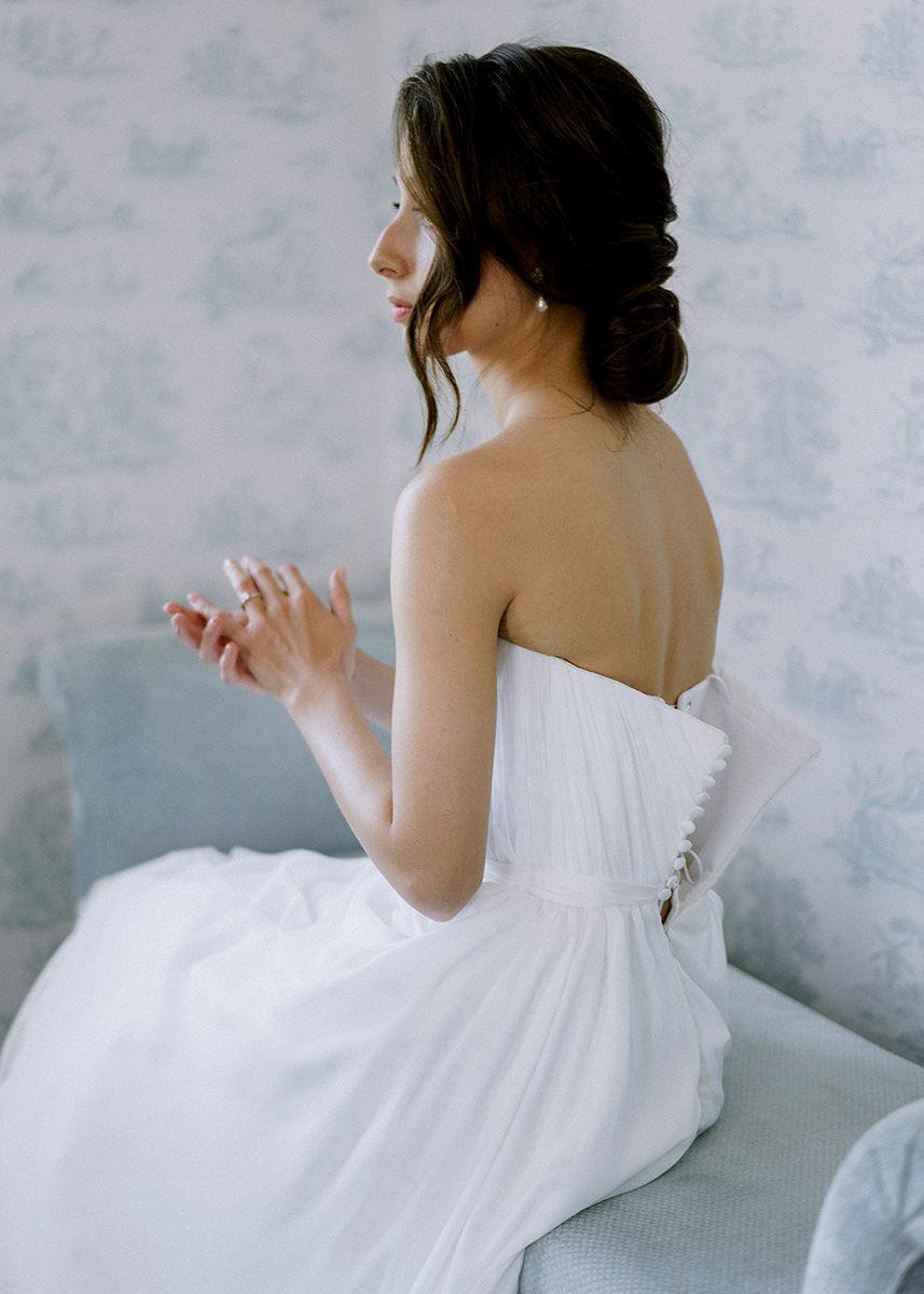 Элегантная винтажная свадьба: опыт невесты