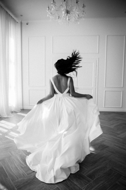 Изысканная простота: свадьба в минималистичном стиле