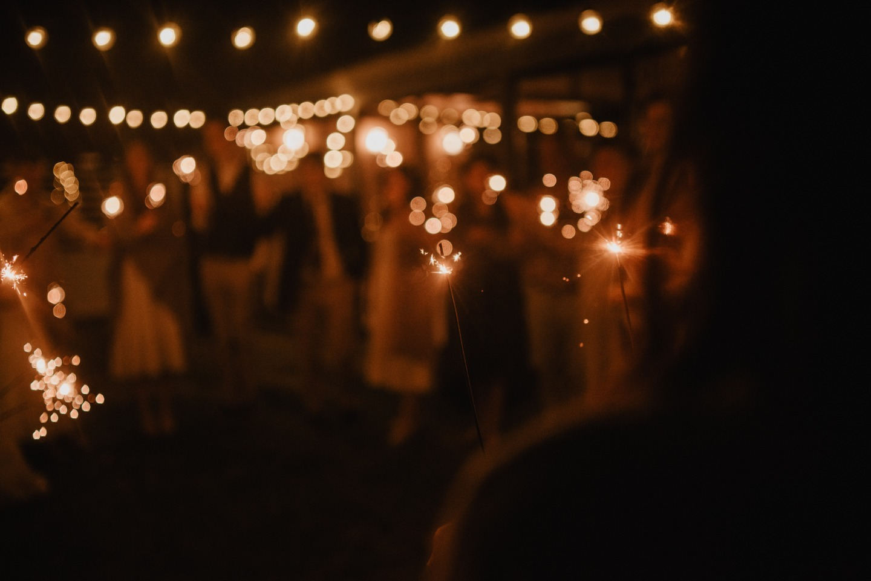 Свадебная вечеринка в стиле бохо