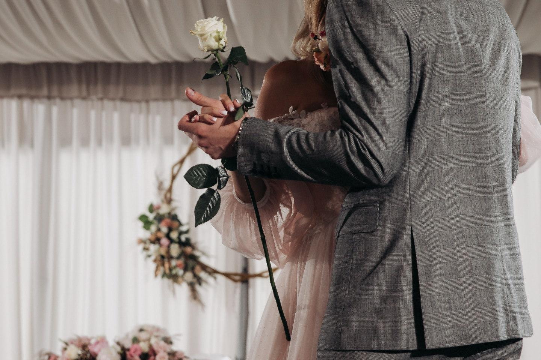 Семейная память: романтичная свадьба у Финского залива